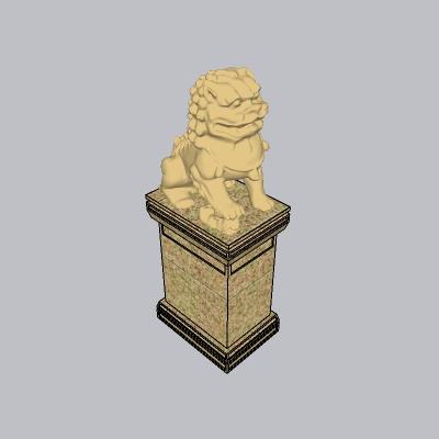动物  狮子 (5)