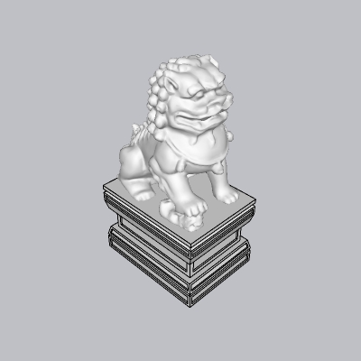 动物  狮子 (6)