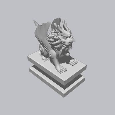 动物  狮子 (7)