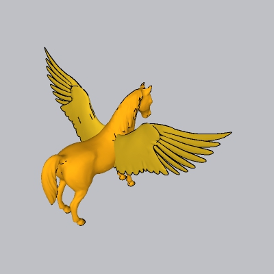 动物  马 (12)