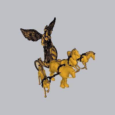 动物  马 (4)