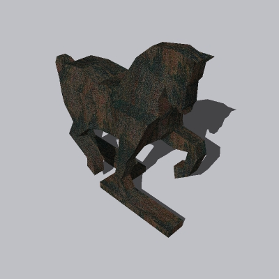 动物  马 (5)