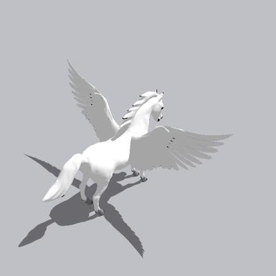 动物  马 (7)