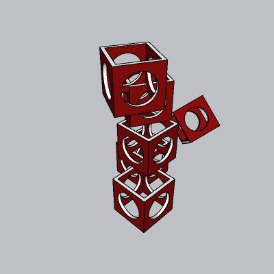 抽象雕塑 (112)
