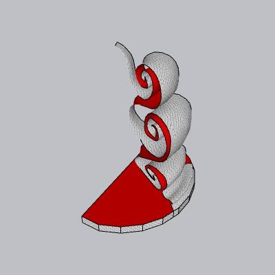 抽象雕塑 (113)