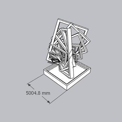 抽象雕塑 (114)