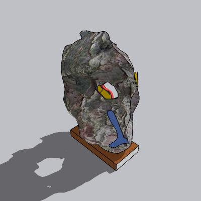 抽象雕塑 (116)