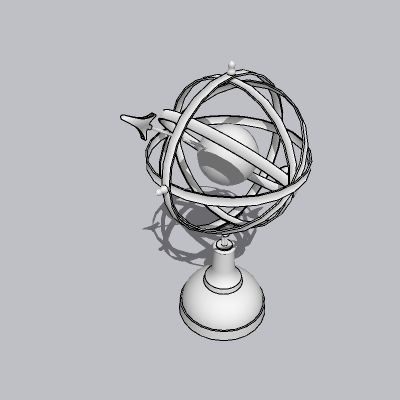 抽象雕塑 (138)