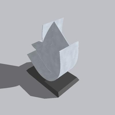 抽象雕塑 (139)