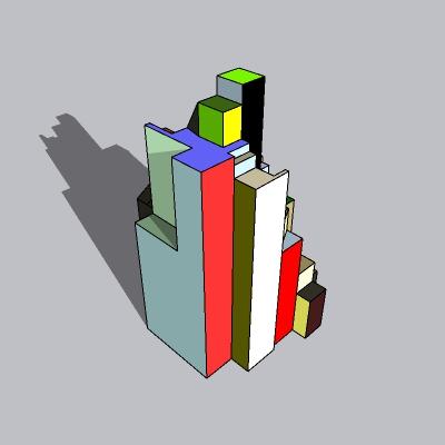 抽象雕塑 (25)