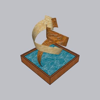 抽象雕塑 (28)