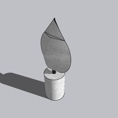 抽象雕塑 (38)