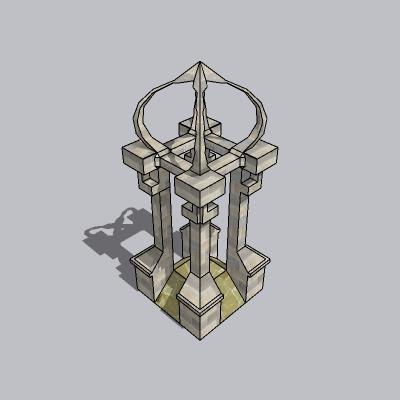 抽象雕塑 (55)