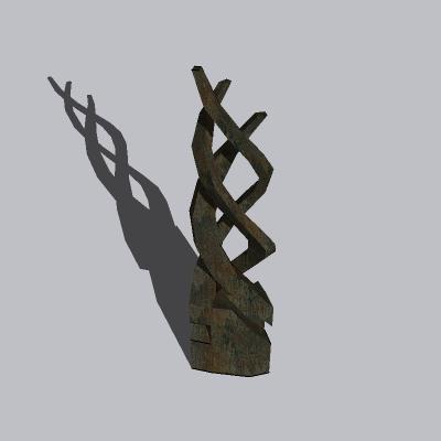 抽象雕塑 (67)