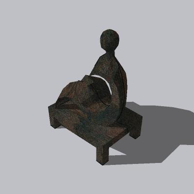 抽象雕塑 (68)