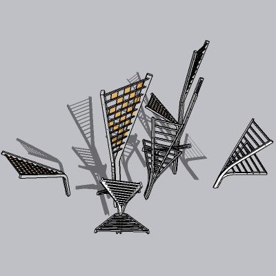 抽象雕塑 (71)