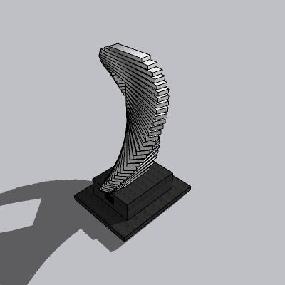 抽象雕塑 (72)