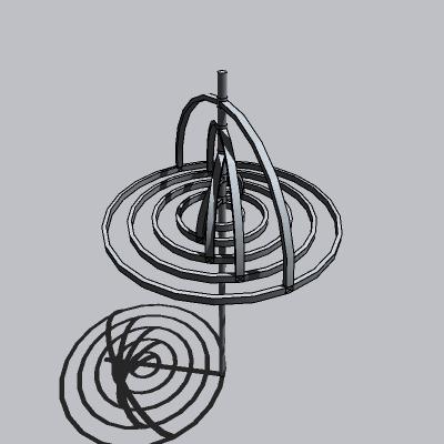 抽象雕塑 (81)