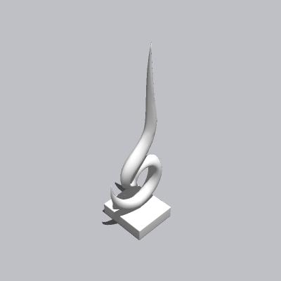 抽象雕塑 (98)