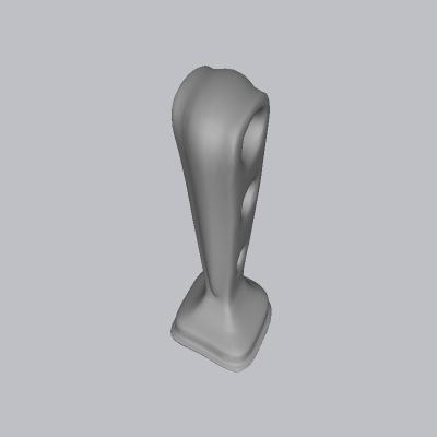 雕塑抽象-www.52edy.com