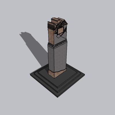 中式景观柱 (17)