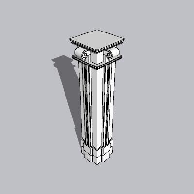 中式景观柱 (21)