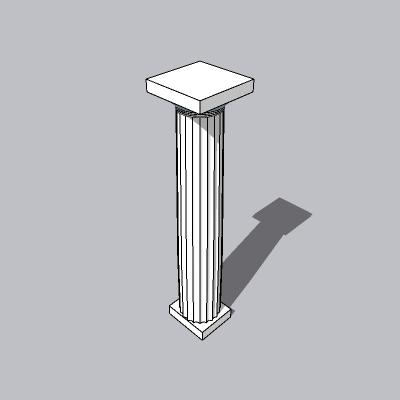 欧式景观柱1