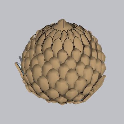植物雕塑 (2)