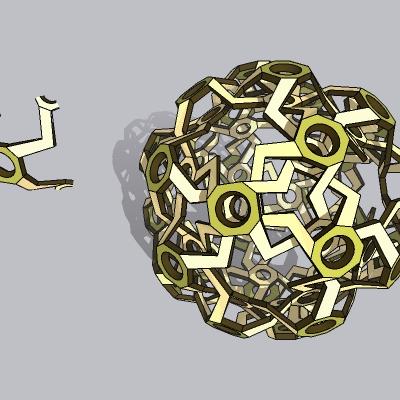 球形雕塑 (12)