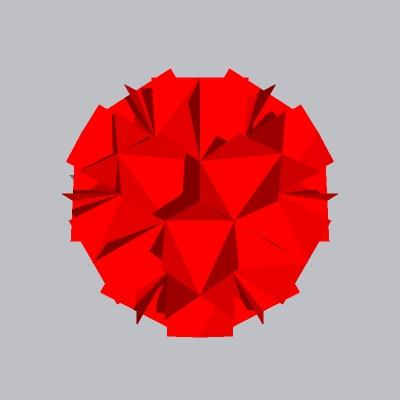 球形雕塑 (13)