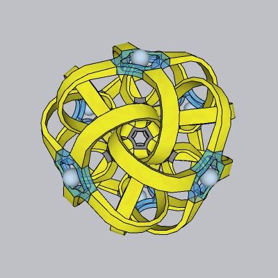 球形雕塑 (14)