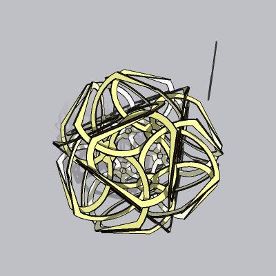 球形雕塑 (15)
