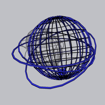 球形雕塑 (17)