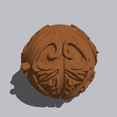 球形雕塑 (19)