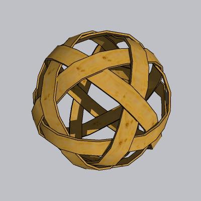 球形雕塑 (25)