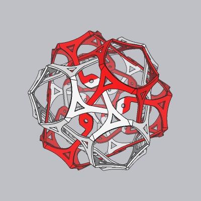 球形雕塑 (6)