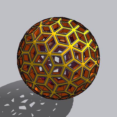 球形雕塑 (7)