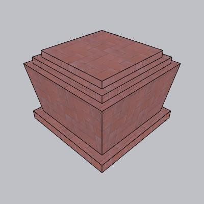 雕塑台座 (13)