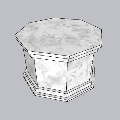 雕塑台座 (14)