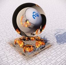火焰贴图_022_材质