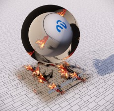 火焰贴图_030_材质