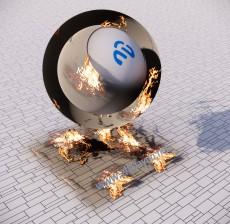 火焰贴图_003_材质