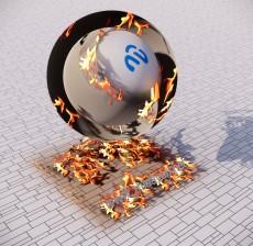 火焰贴图_005_材质
