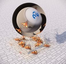 火焰贴图_002_材质
