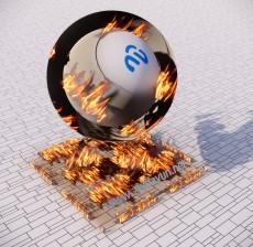 火焰贴图_025_材质