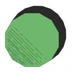 平面植物_008_景观设计模型