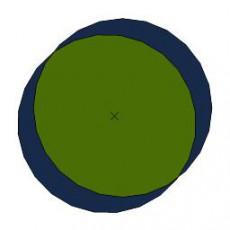 平面植物_011_景观设计模型