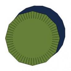 平面植物_012_景观设计模型