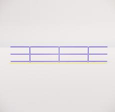 栏杆扶手_036_景观设计模型