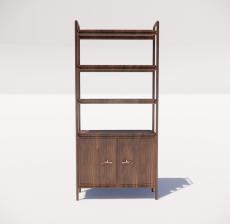 装饰柜_001_其他设计模型